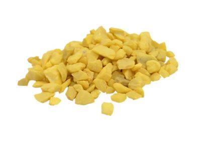 artículos para mascota peces grava amarilla 400x284 - Decoración Acuario
