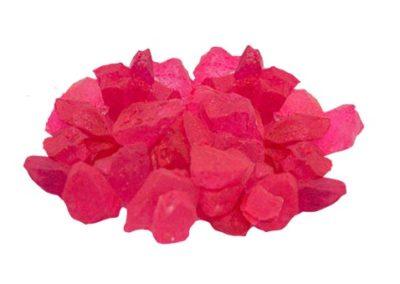 artículos para mascota peces grava cristal rosa 400x284 - Decoración Acuario