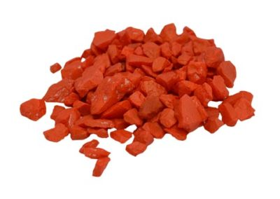 artículos para mascota peces grava naranja 400x284 - Decoración Acuario