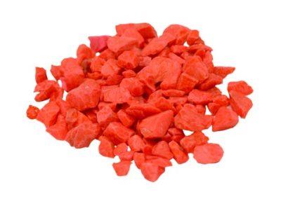 artículos para mascota peces grava neon naranja 400x284 - Decoración Acuario