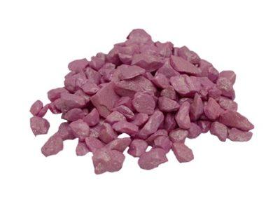 artículos para mascota peces grava perla rosa palido 400x284 - Decoración Acuario