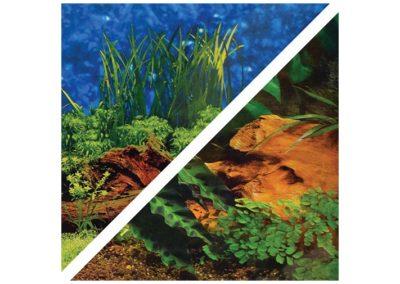 artículos para mascota peces respaldo para acuarios c411030 400x284 - Decoración Acuario