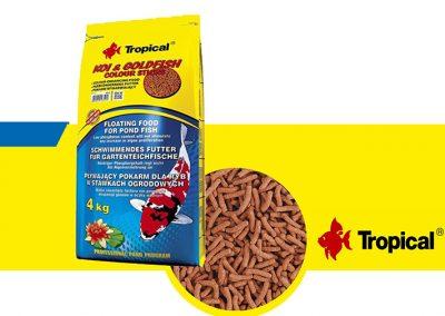 sunny articulos para mascota peces alimento TP 40352 400x284 - Alimentación peces agua dulce