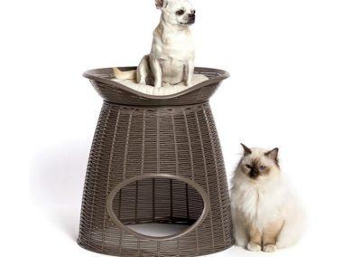 PET HOME FOR CATS CUCCIA PASHA ANTRACITE 19162