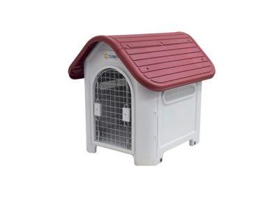 sunny articulos para mascota perro casas teja SDH506 400x284 - Casas y camas para perros