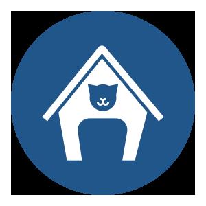 sunny articulos para mascota seccion gatos casas - Areneros para gato