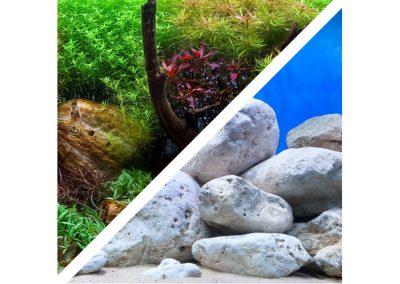 artículos para mascota peces respaldo para acuarios BGAQ2 12 400x284 - Decoración Acuario