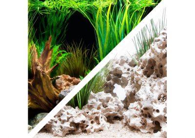 artículos para mascota peces respaldo para acuarios BGCLD6 12 400x284 - Decoración Acuario