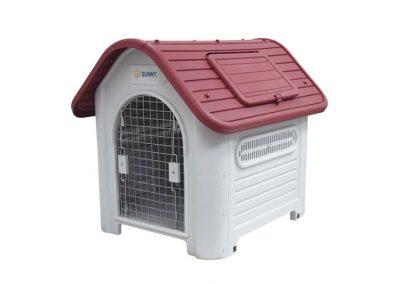 sunny articulos para mascota perro casas teja SDH507 400x284 - Casas y camas para perros
