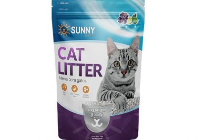 sunny articulos para mascota gatos arena lavanda limon 400x284 - Arena para gatos