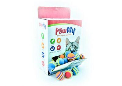 sunny articulos para mascota gatos pelota SP 3774 1 400x284 - Juguetes para gato