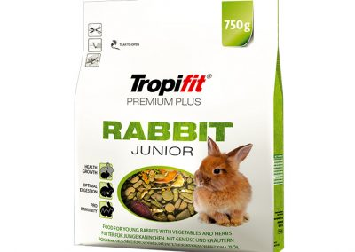 Alimento Tropifit Premium Rabbit Junior TP-50432